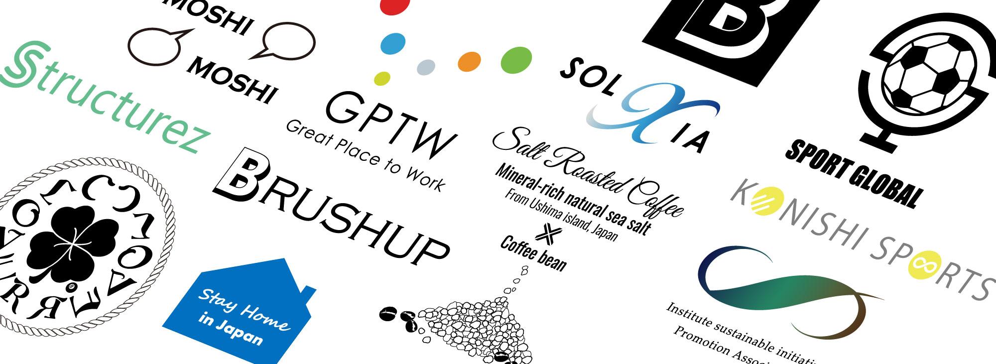 ロゴ・商品ラベル制作|サンプル見本・例画像